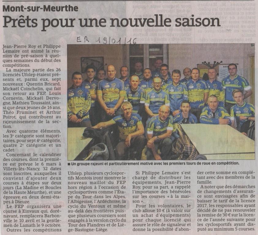 Cyclosport FEP