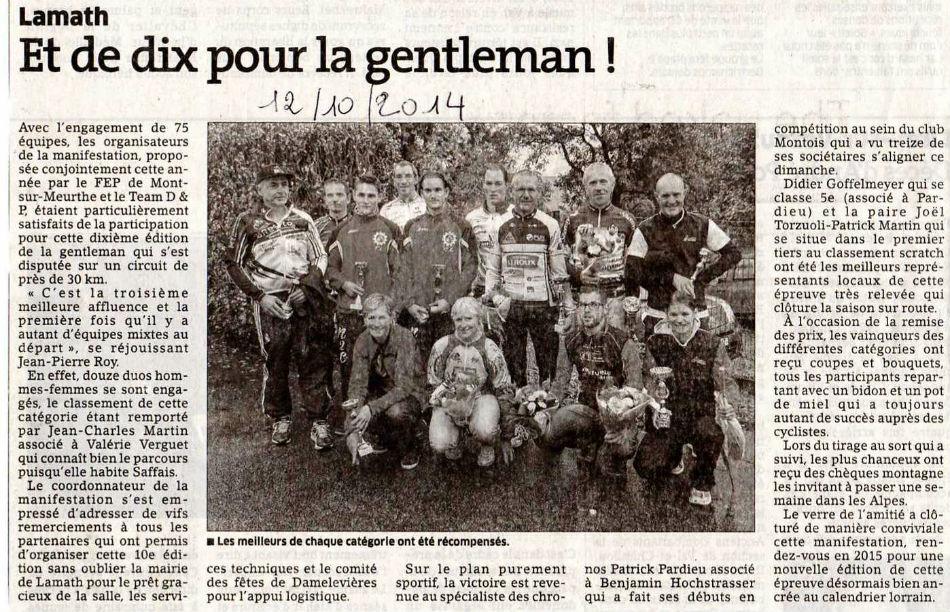 10eme gentleman lamath 12-10-2014